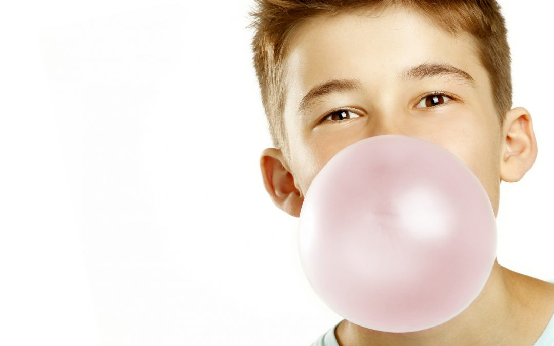 To Chew or Not to Chew: What does chewing gum do to your child's teeth?