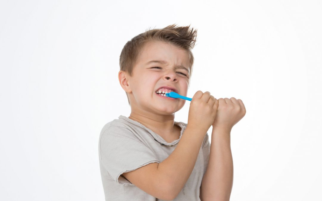 are your kids making one of these 10 common tooth brushing mistakes